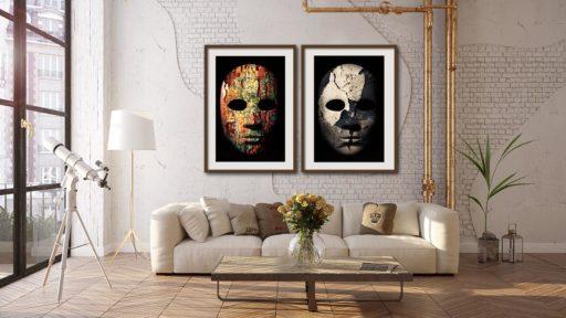 tavla mask